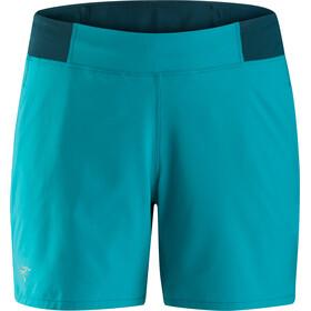Arc'teryx Taema Pantaloni corti Donna blu